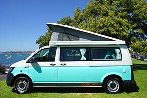 VW T6 Long Wheel Base