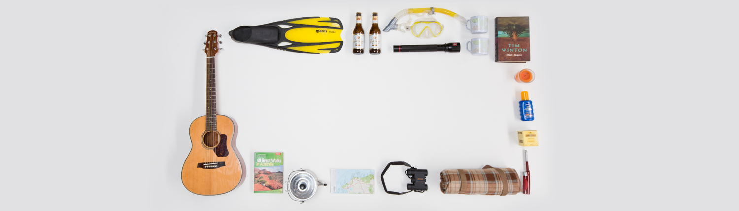 Camping Essentials by Achtung Camper