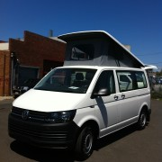 VW T6 campervan for sale