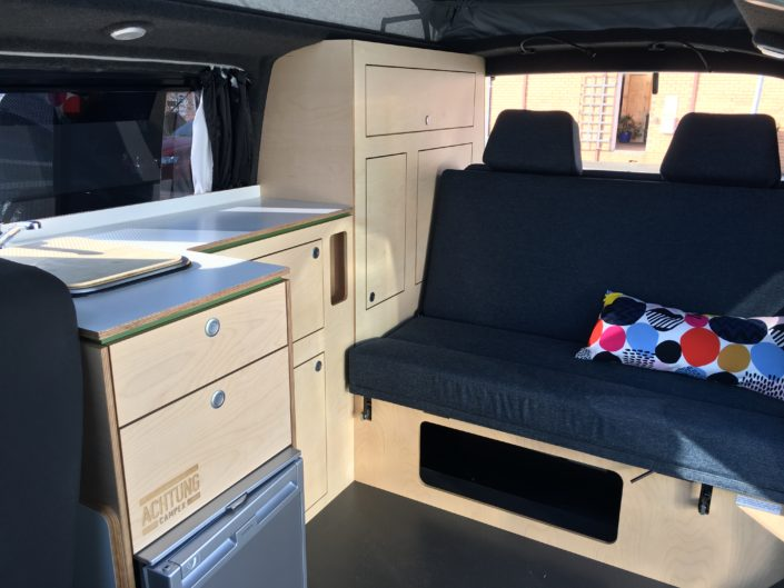 VW SWB Campervan conversion