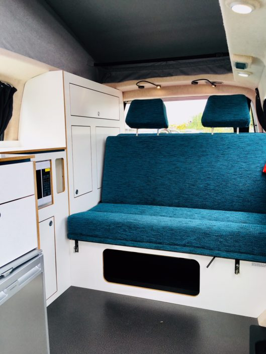 Hyundai Iload campervan conversion