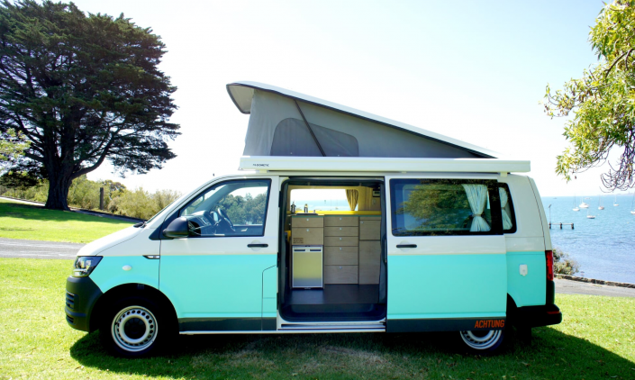 vw campervan for sale