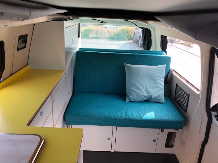 vw campervan for sale