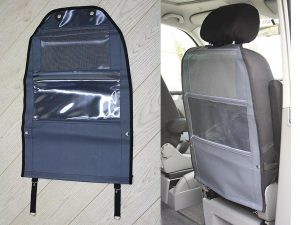 Seat back bags