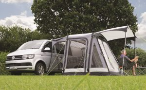 Drive away tent