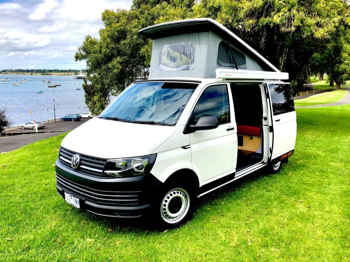 vw campvervan for sale
