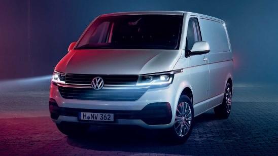 VW T6 Campervan Conversio